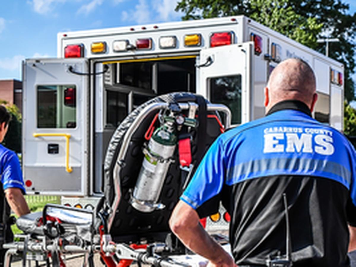 American Heart Association recognizes Cabarrus EMS