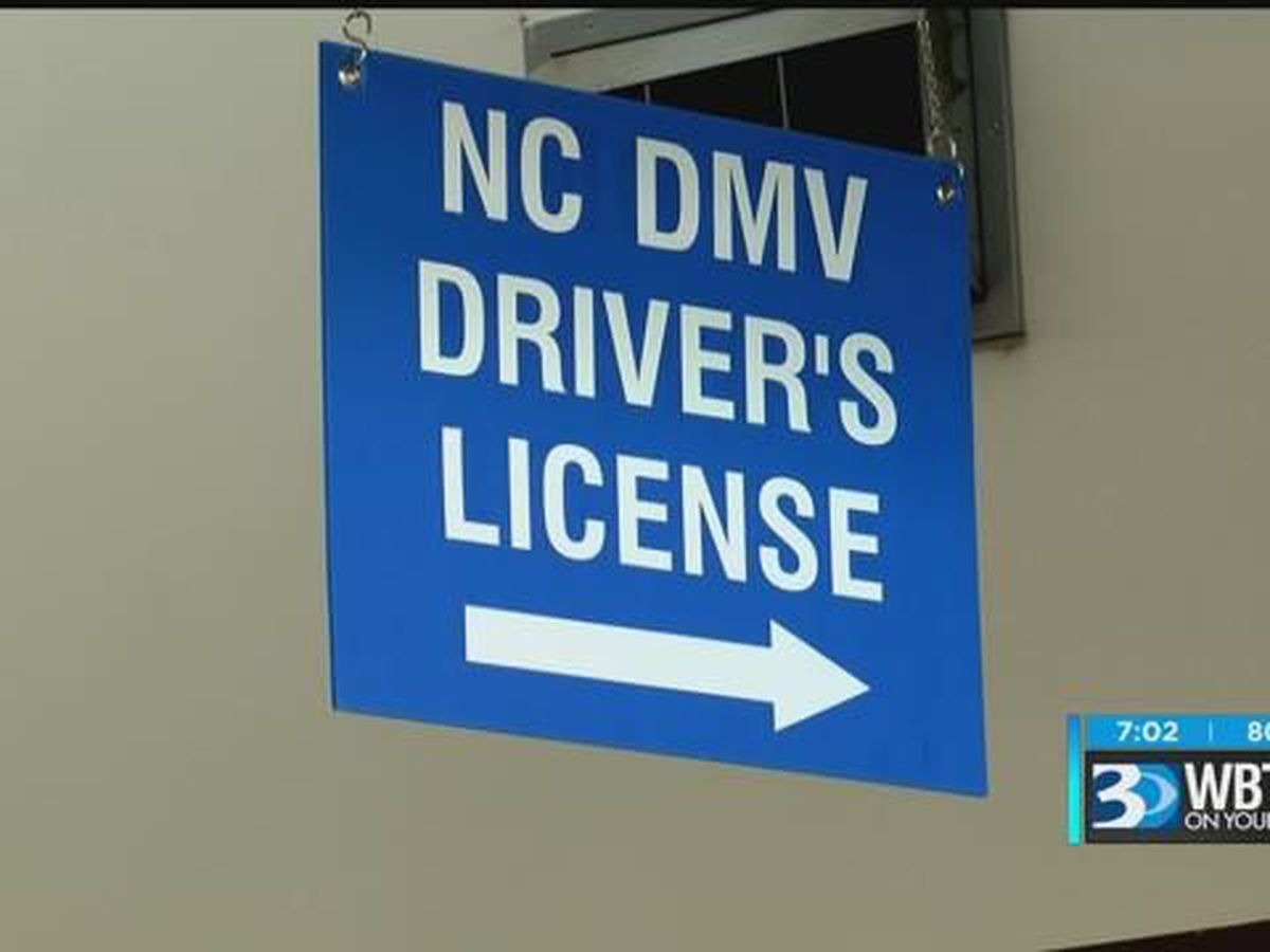 Legislative leaders say DMV deadlines will be changed after questions from WBTV