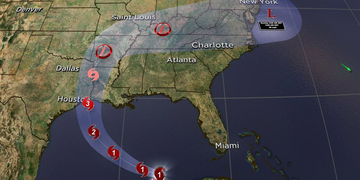 Laura now a hurricane, forecast to rapidly strengthen