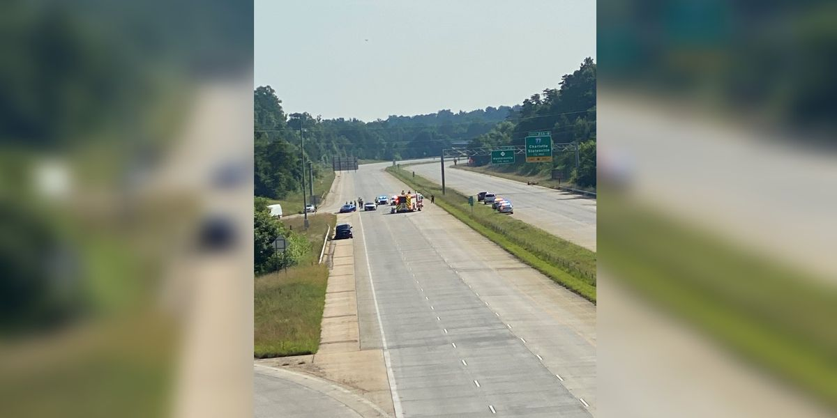 Trooper in critical condition after being hit by car on I-485