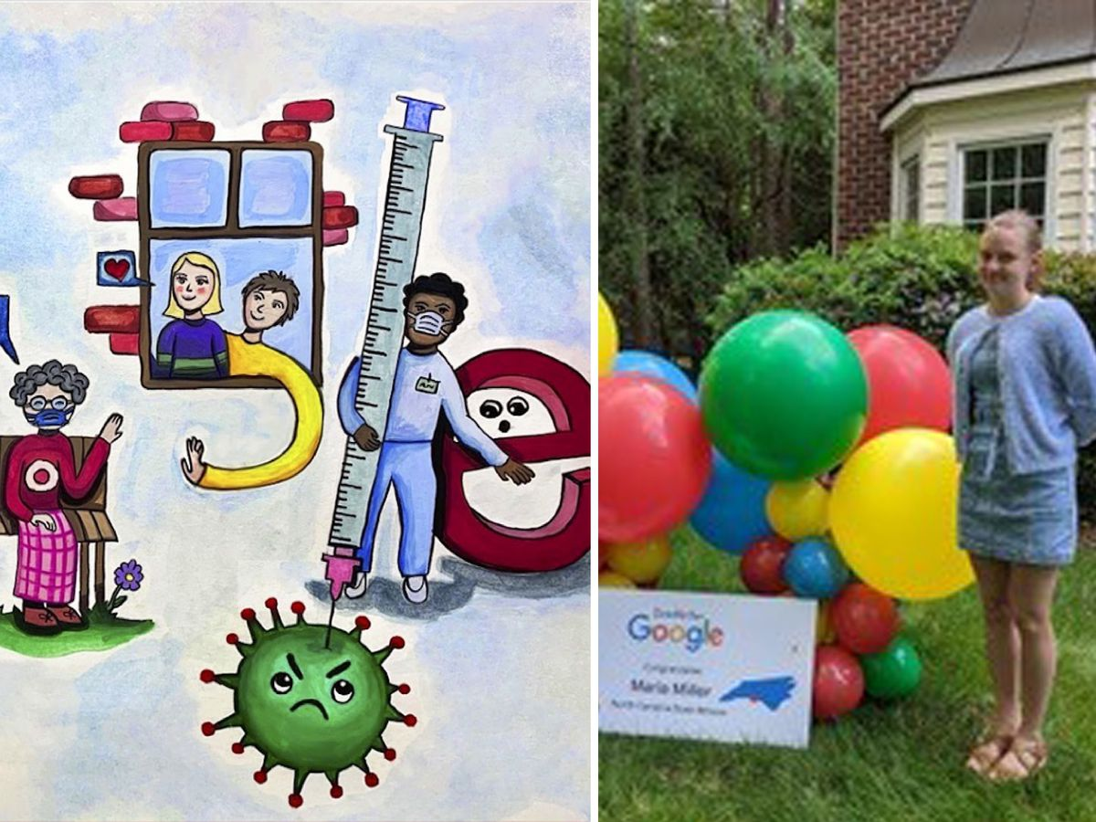 Mint Hill student wins NC, needs your help to take overall Google competition