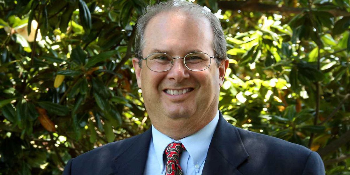 Dr. Steve Coggin of Catawba College retires after 34 years of service