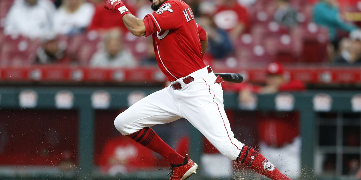 The Latest: New Reds skip Bell talking to Bailey about role