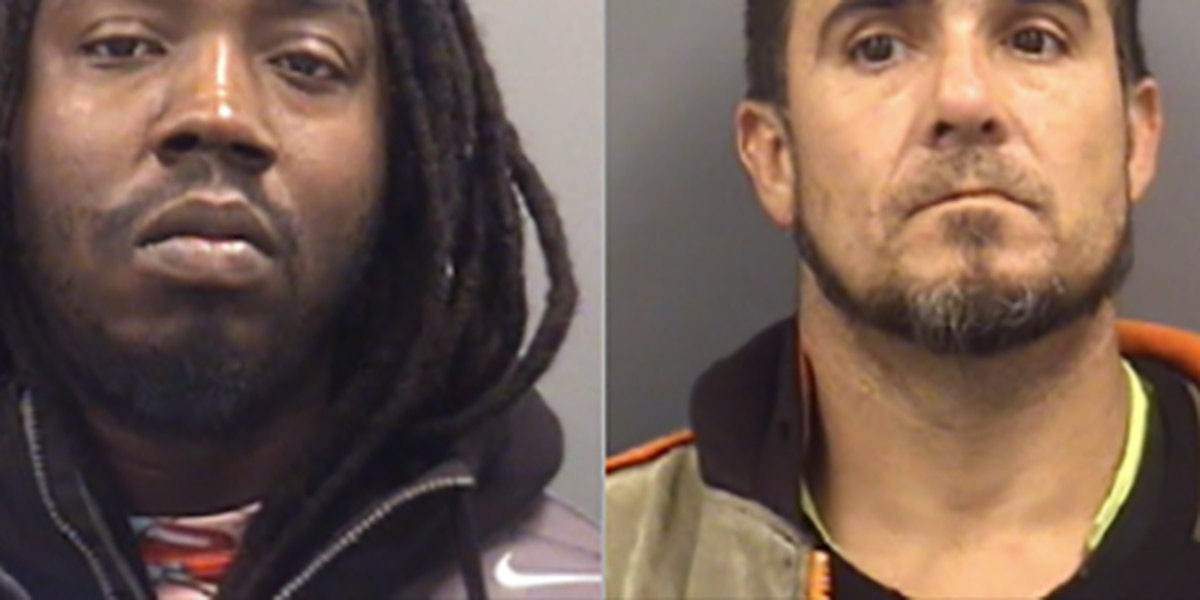 Men charged with possessing heroin in Rowan County