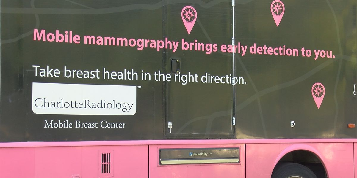 Project Pink to provide free mammograms at WBTV for the fourth year