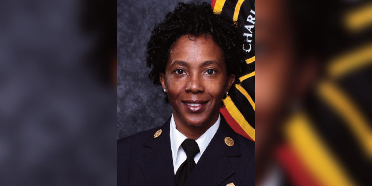 Charlotte Fire Department promoting first African American woman to battalion chief