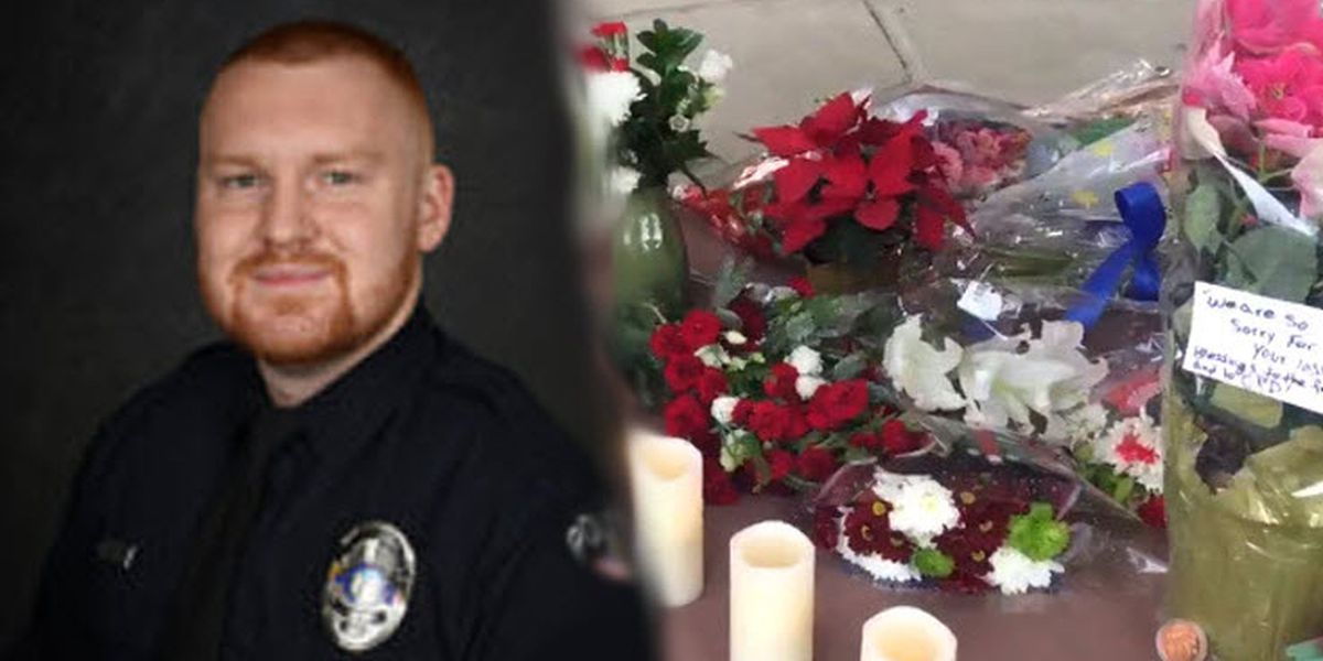 Concord Police to retire unit number of 'guardian angel' fallen officer Jason Shuping