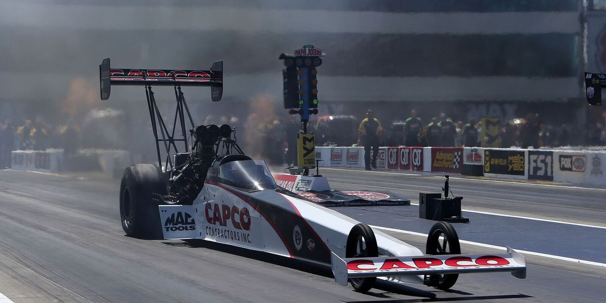 Big weekend wraps up at zMAX Dragway