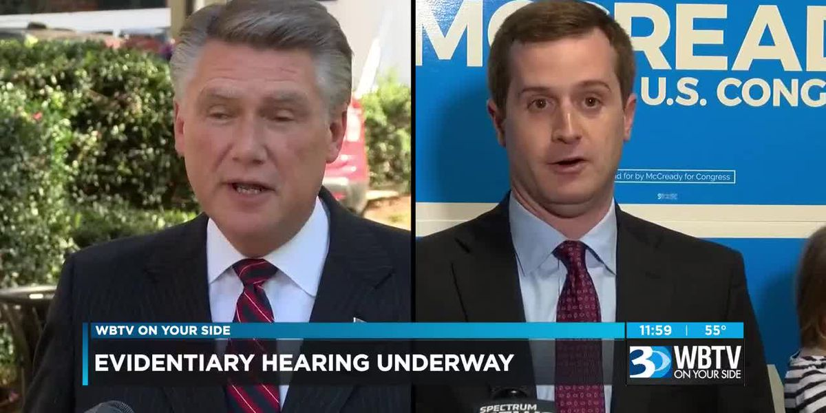 Evidentiary hearing begins in NC 9 election fraud investigation