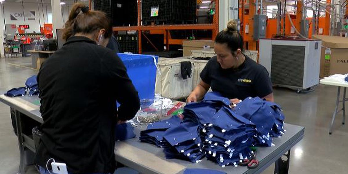 Rock Hill manufacturer produces face masks to meet high demand