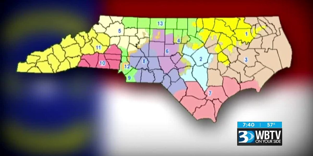 Looking at Gerrymandering in NC Courts