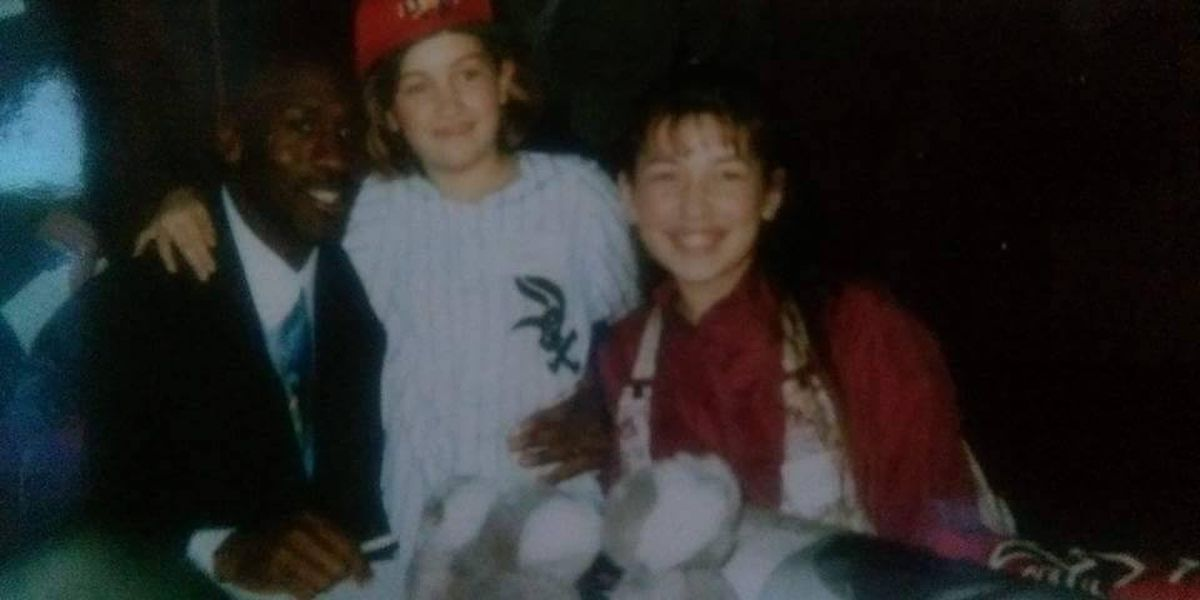 Long after her illness, girl cherished Michael Jordan's gift. Then looters came.