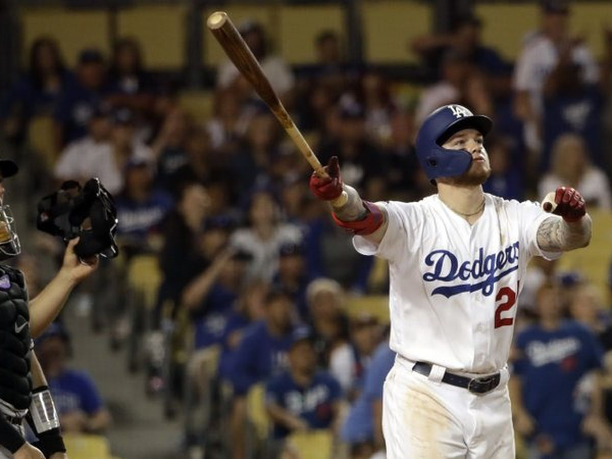 Dodgers going to the World Series, taking 2 Charlotte-area high school stars with them