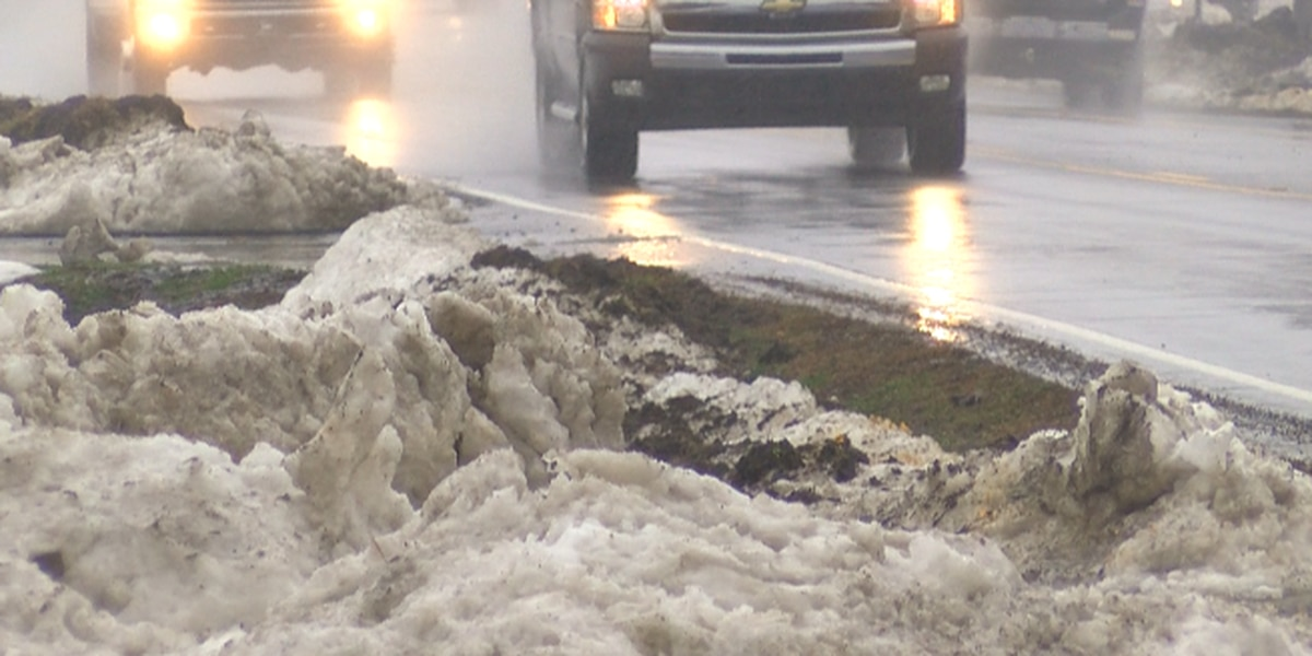 Lots of melting snow and heavy rain raise flooding threat in Iredell County