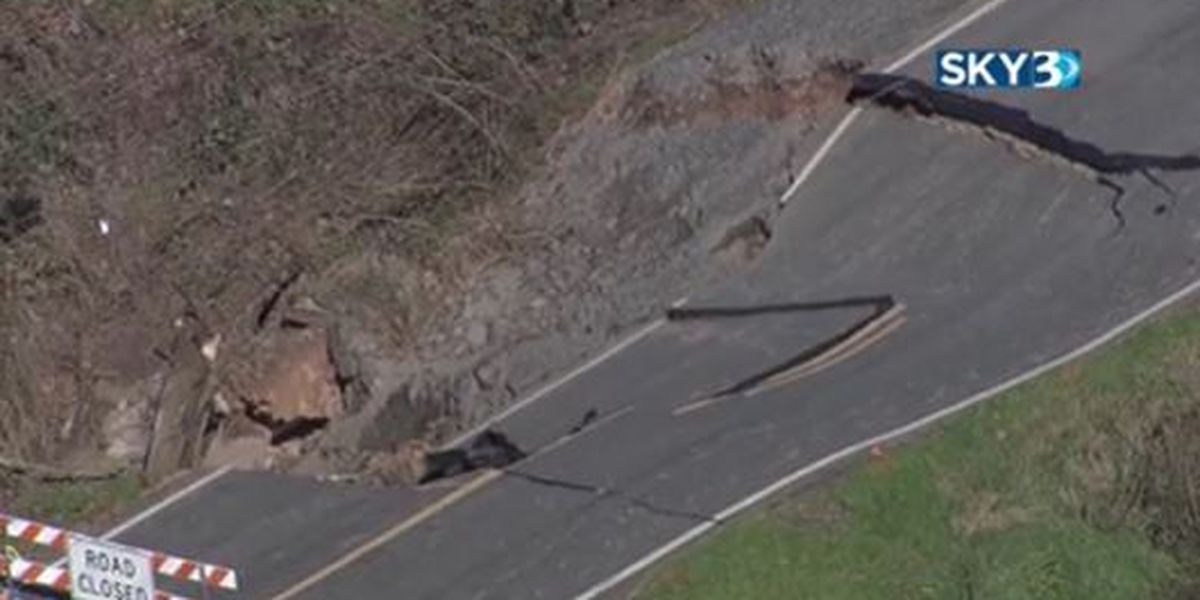 Alexander Co road damage from flooding expected to cost millions as assessment continues