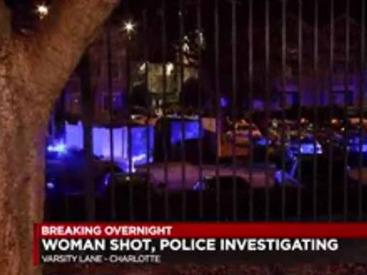 Domestic argument leads to overnight shooting in University area