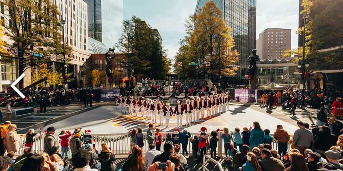 Novant Health Thanksgiving Day Parade to attract 100k in uptown