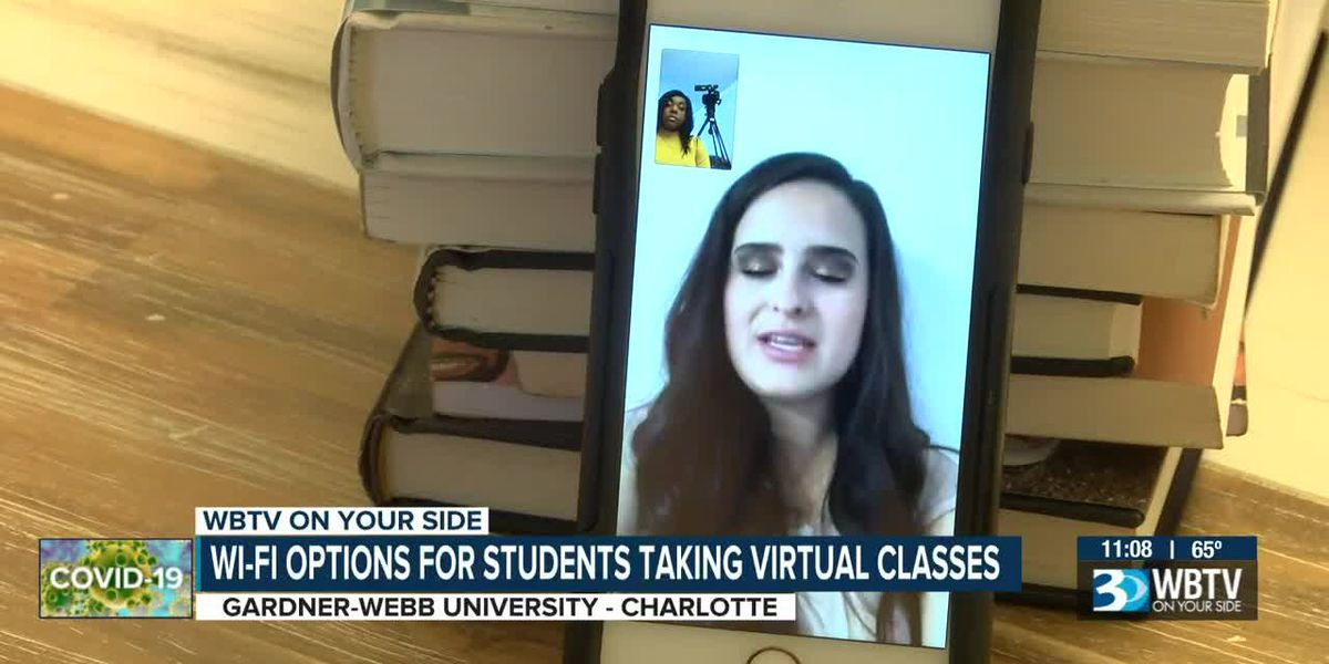 250 students at Gardner-Webb University stay on campus for help
