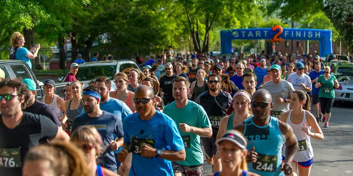FreeMoreWest 5K this Friday is right near WBTV News