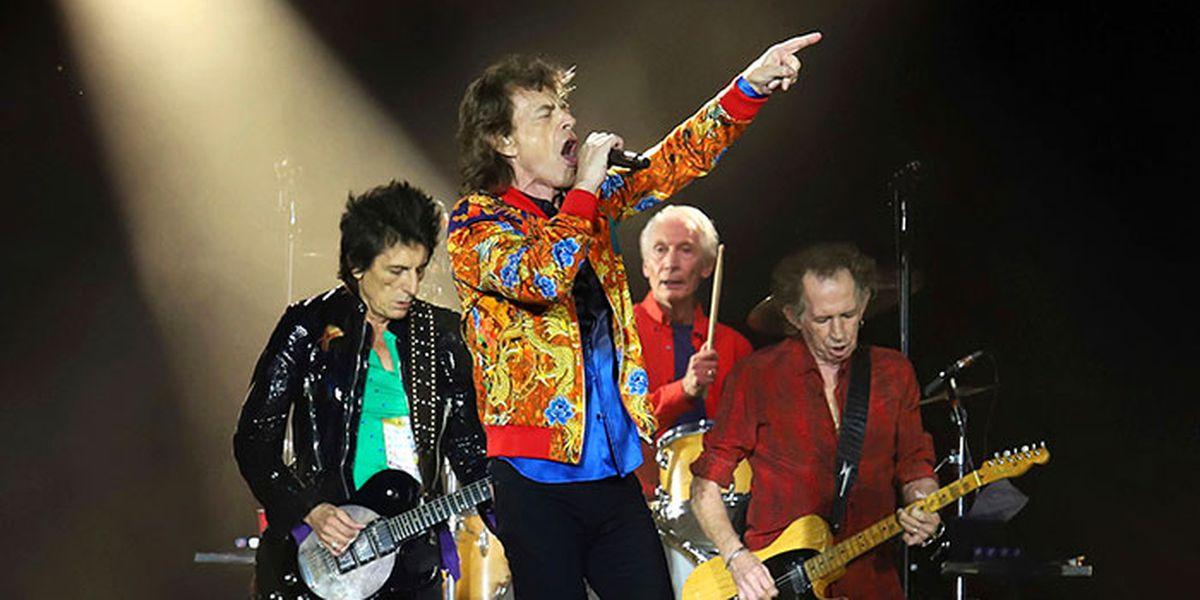The Rolling Stones postpone tour due to coronavirus