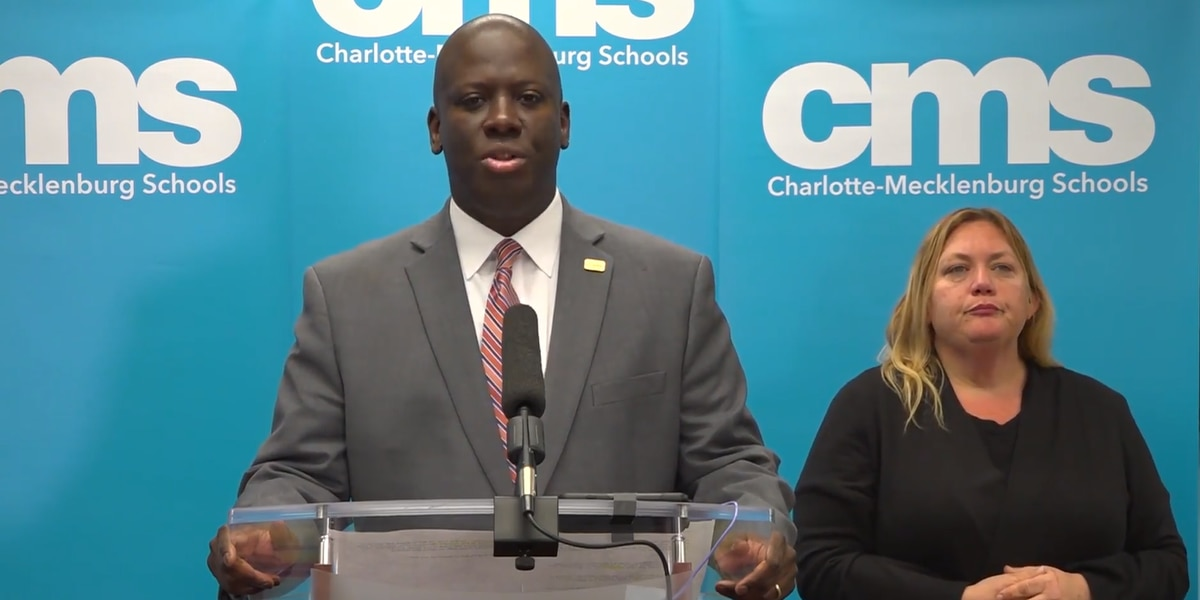 Charlotte-Mecklenburg Schools offers new communication while practicing social distancing