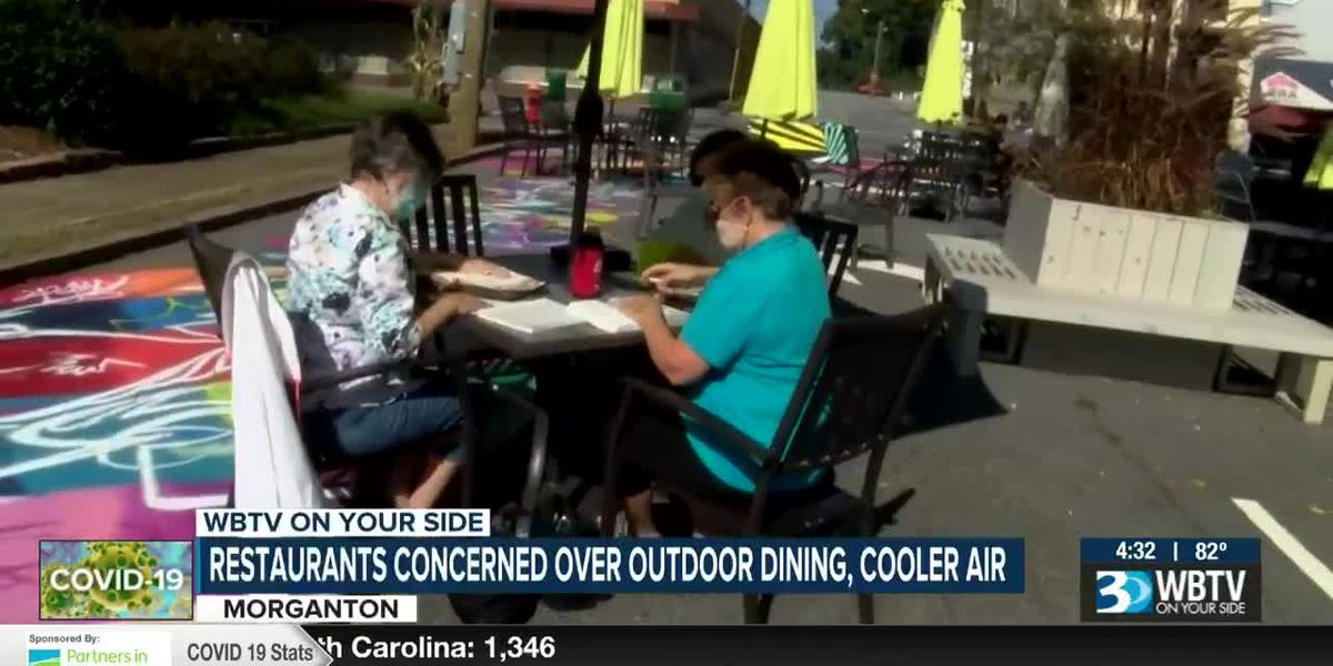 Restaurants hoping to save outdoor dining as colder weather approaches