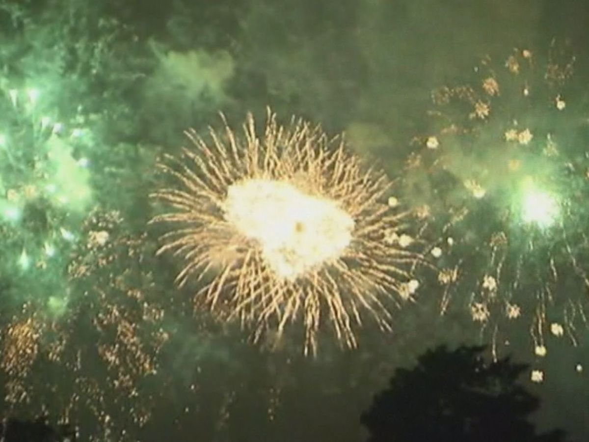 Lincoln County fireworks show canceled over corornavirus concerns