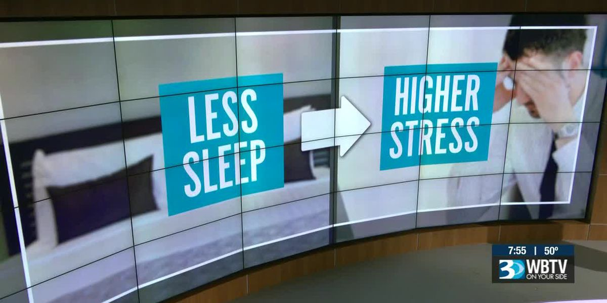 3 Things: How sleep deprivation relates to emotional stress