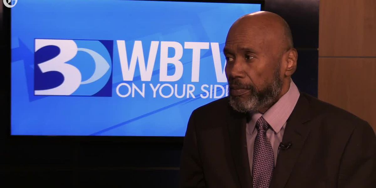 WBTV reporter Steve Crump on documentary projects on Greensboro sit-ins (David T. Foster III)