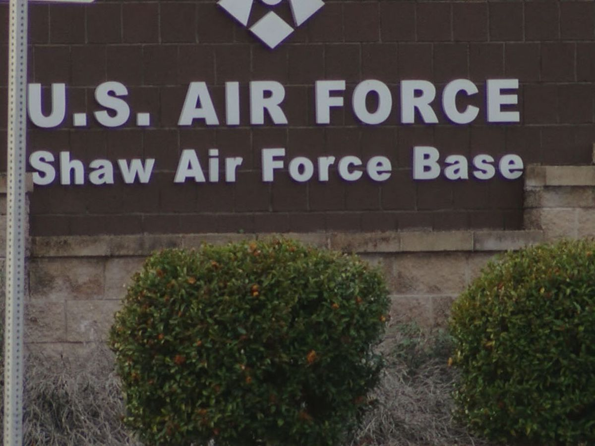 Shaw AFB officials: Pilot identified following F-16 aircraft crash on base