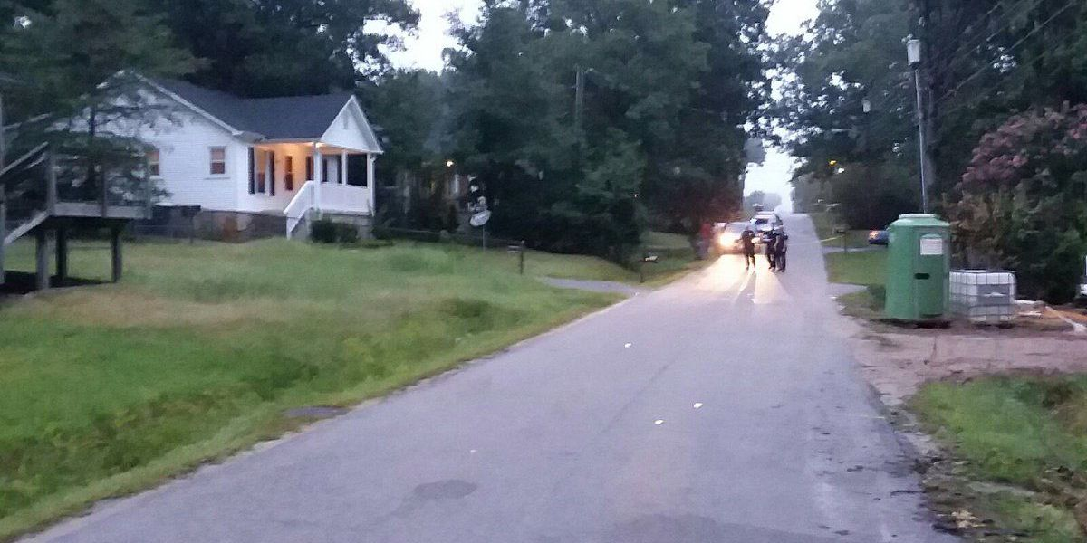 One person shot in Kannapolis