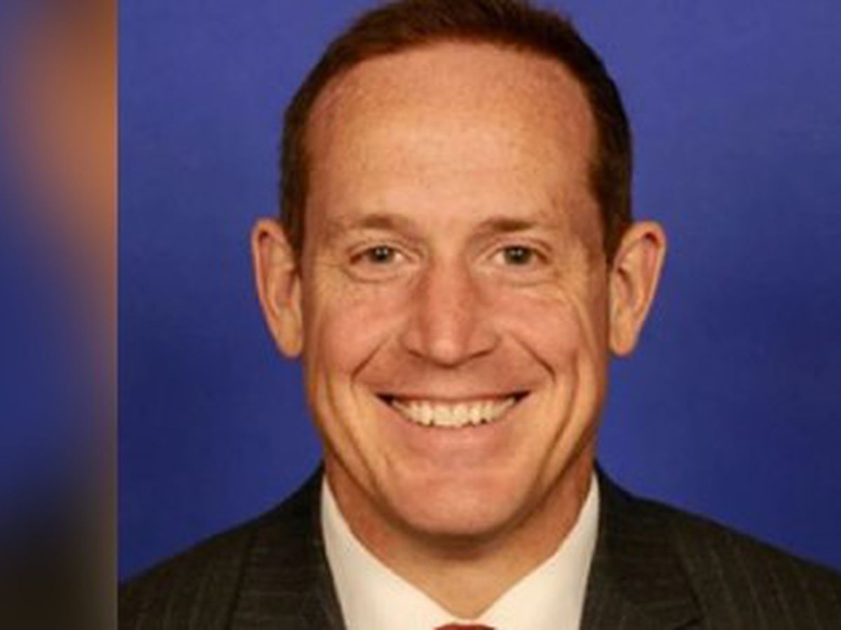 North Carolina Rep. Ted Budd tests positive for COVID-19