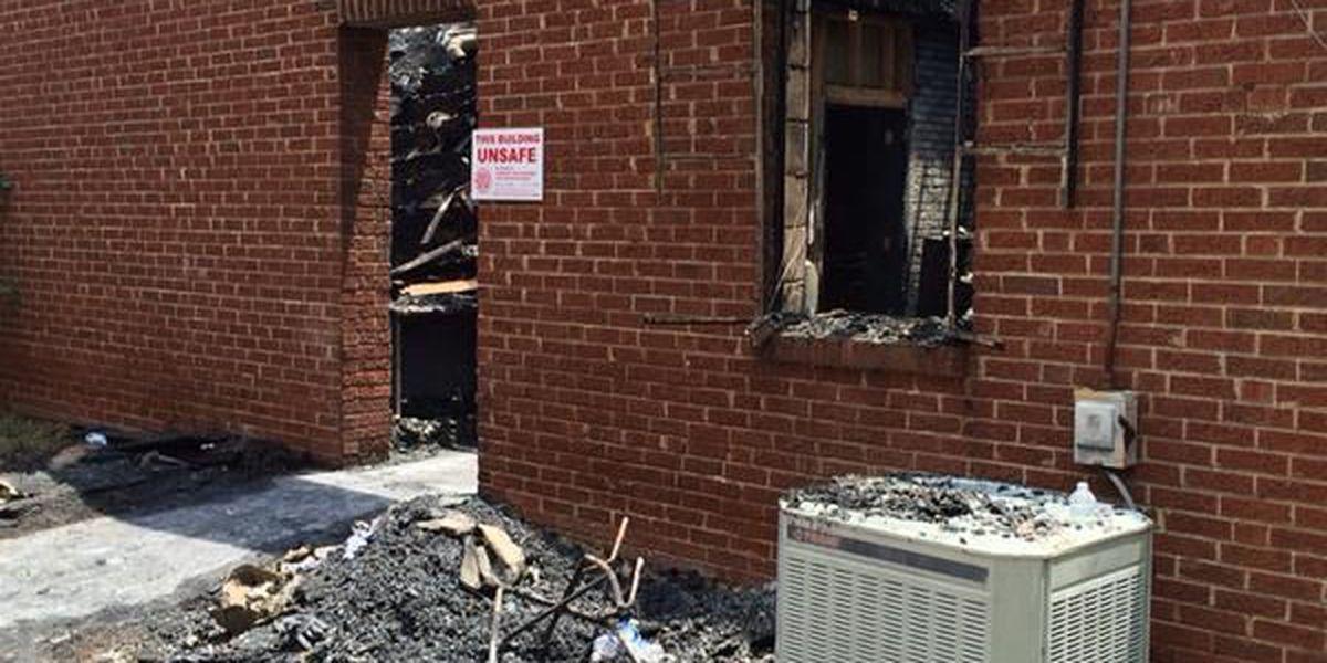 Was church fire a hate crime? Pastor says culprit already forgiven