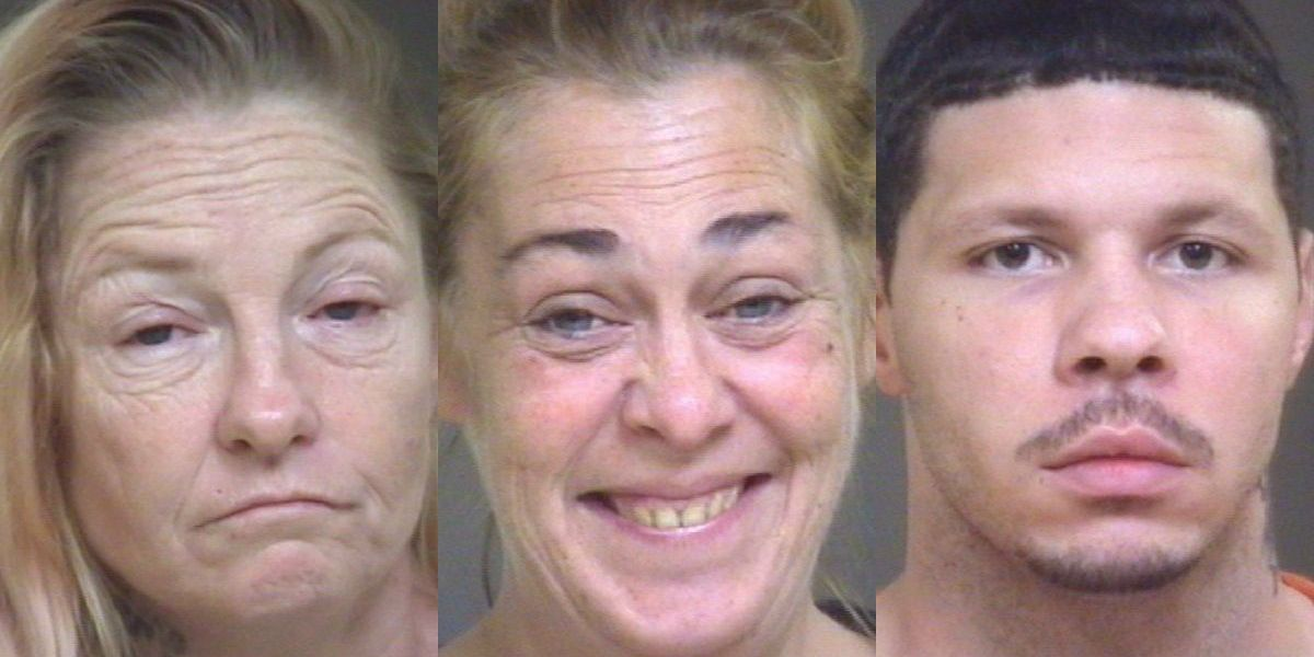 Women face charges for mailing drugs hidden in letters to inmate in Lincoln County