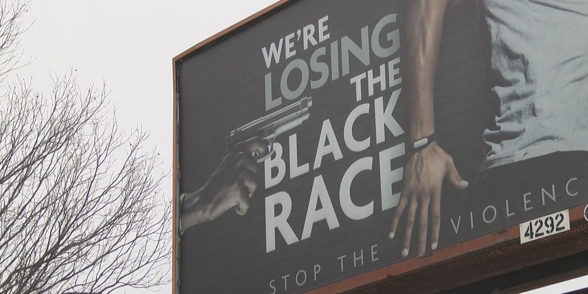 New billboard campaign works to end violence in Charlotte