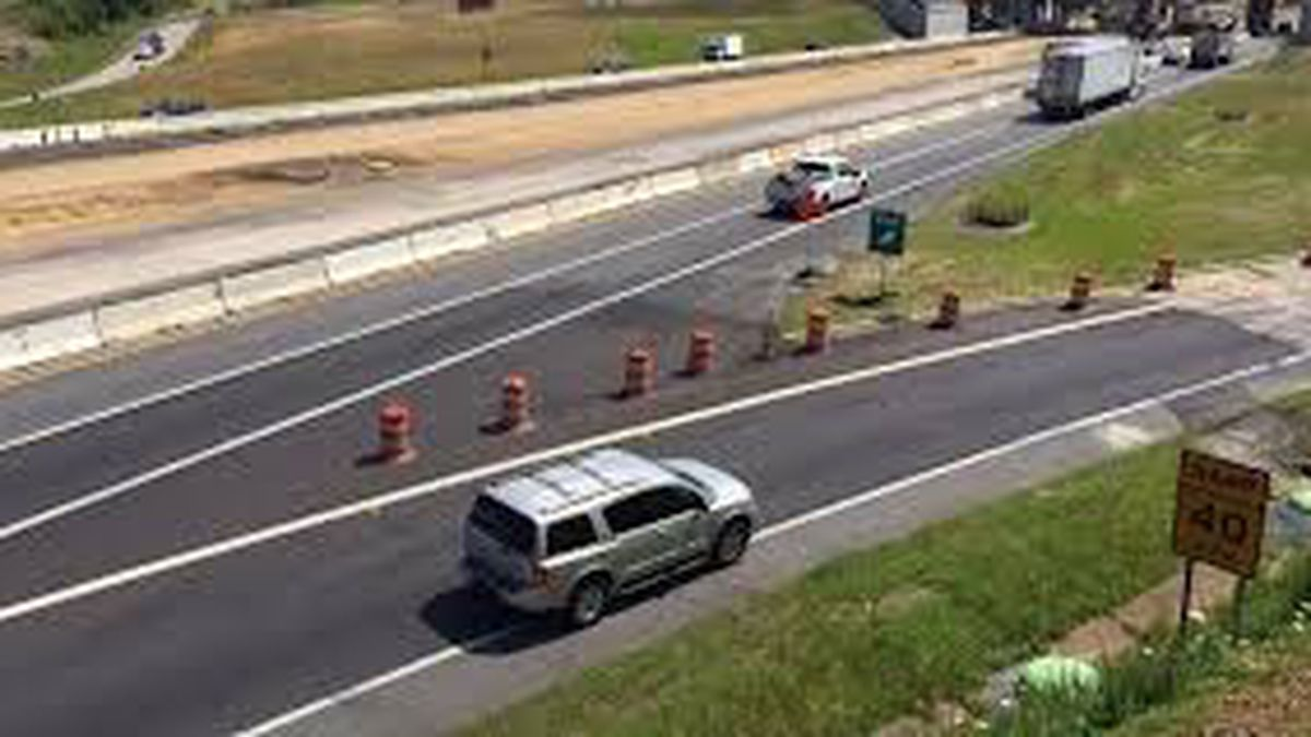 New configuration for I-85 interchange in Cabarrus County