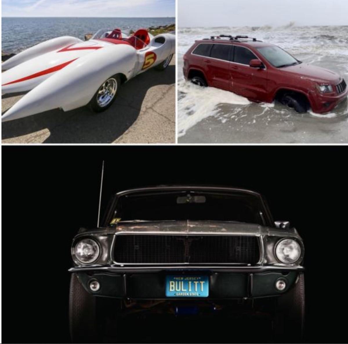 Food Lion Auto Fair 2020.Bullitt Mustang And Hurricane Dorian Jeep Headline Star