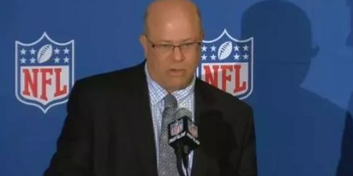 Source: Panthers captains, leaders met with David Tepper on new NFL anthem policy