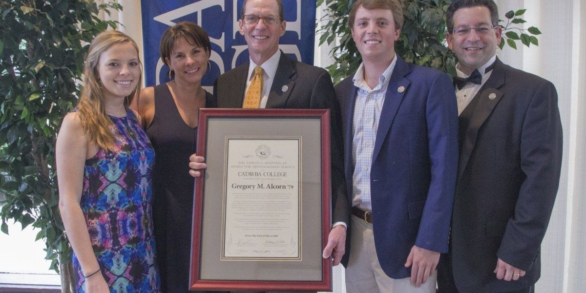 $150,000 Donation Will Enhance Catawba College Active Learning Center
