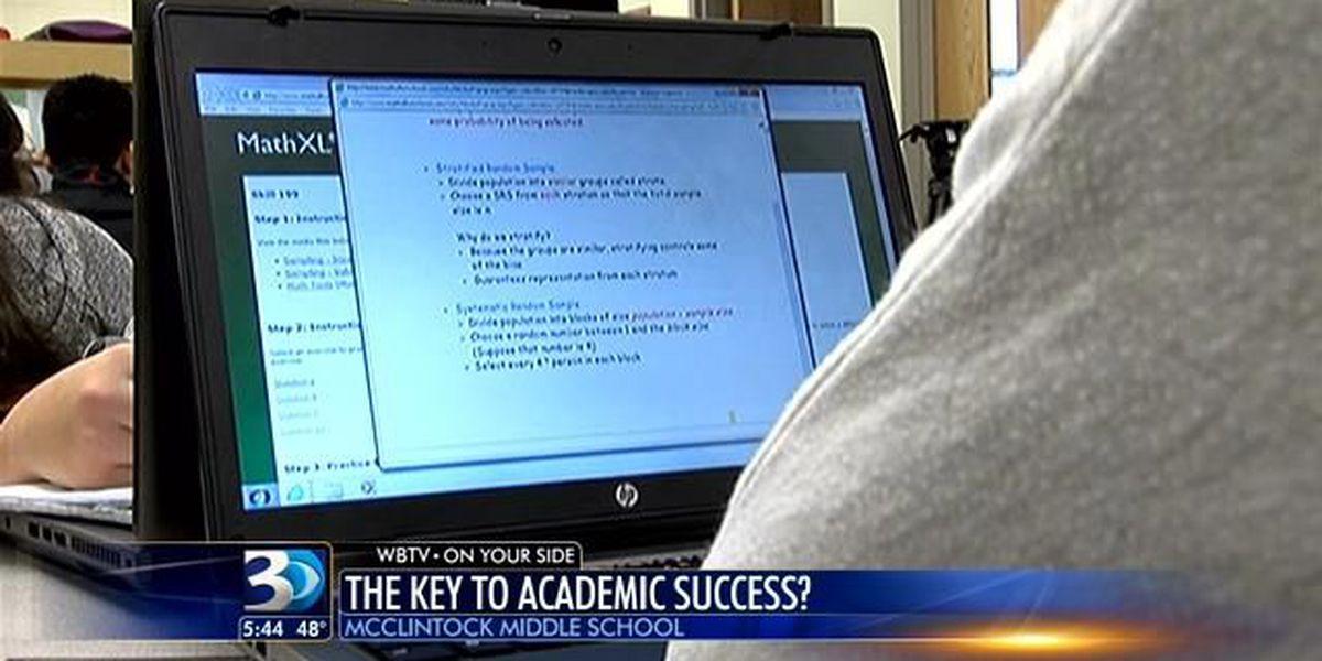 New hi-tech program making the grade for students