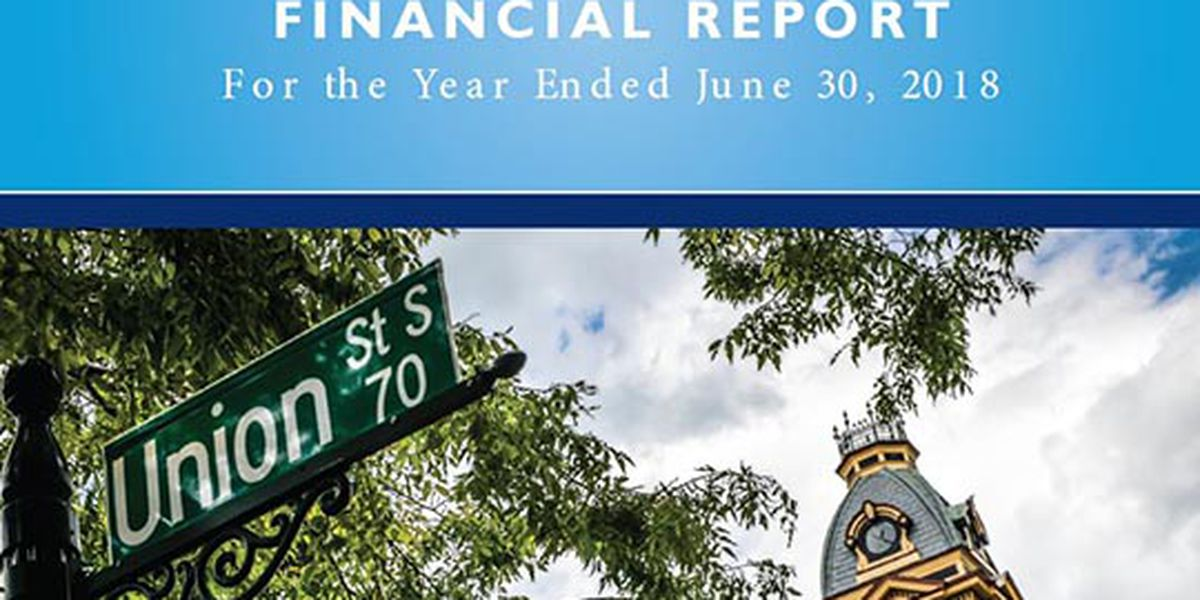 County earns national award for financial management