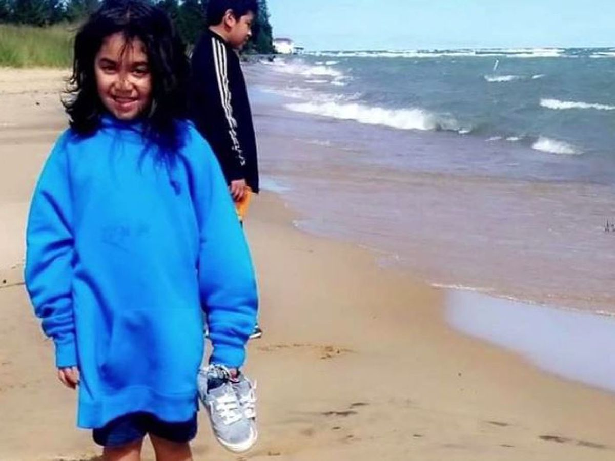 Dad 'empty' after 9-year-old Detroit girl killed by dogs
