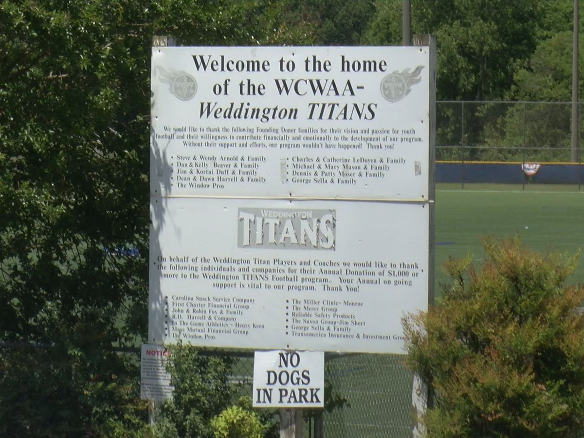 Pop Warner reviews viral video of hard hit in Union Co. youth football league practice