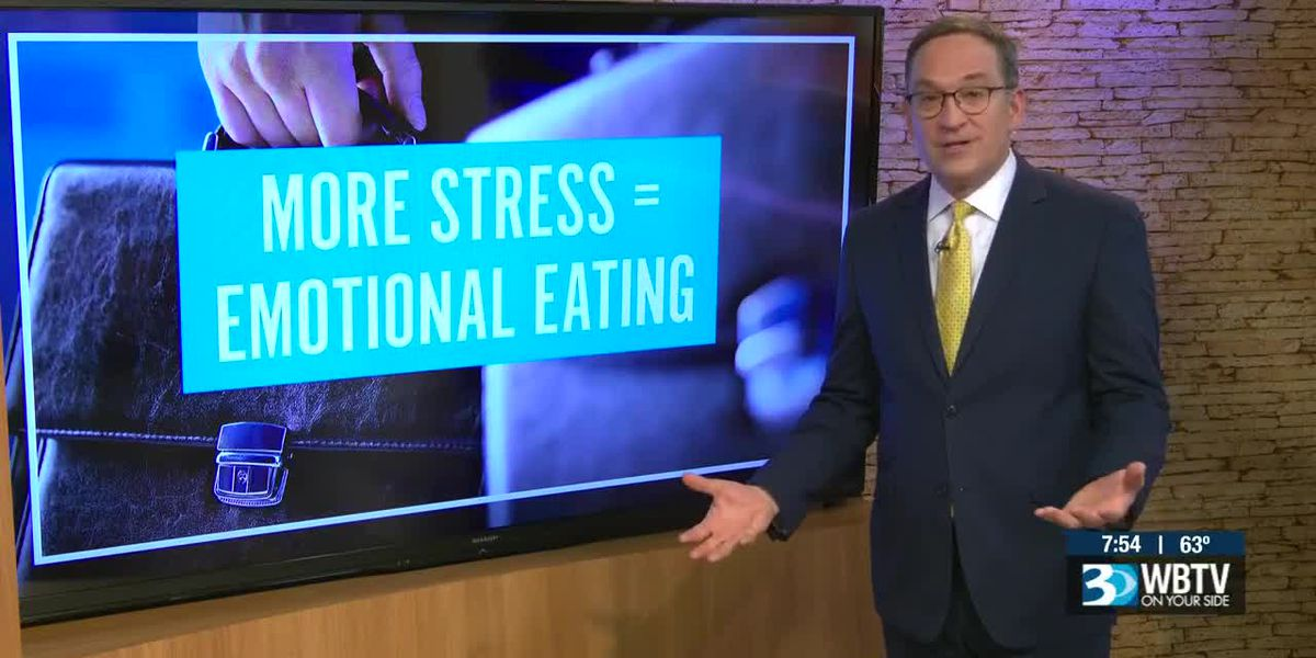 Work stress leads to poor eating, study says
