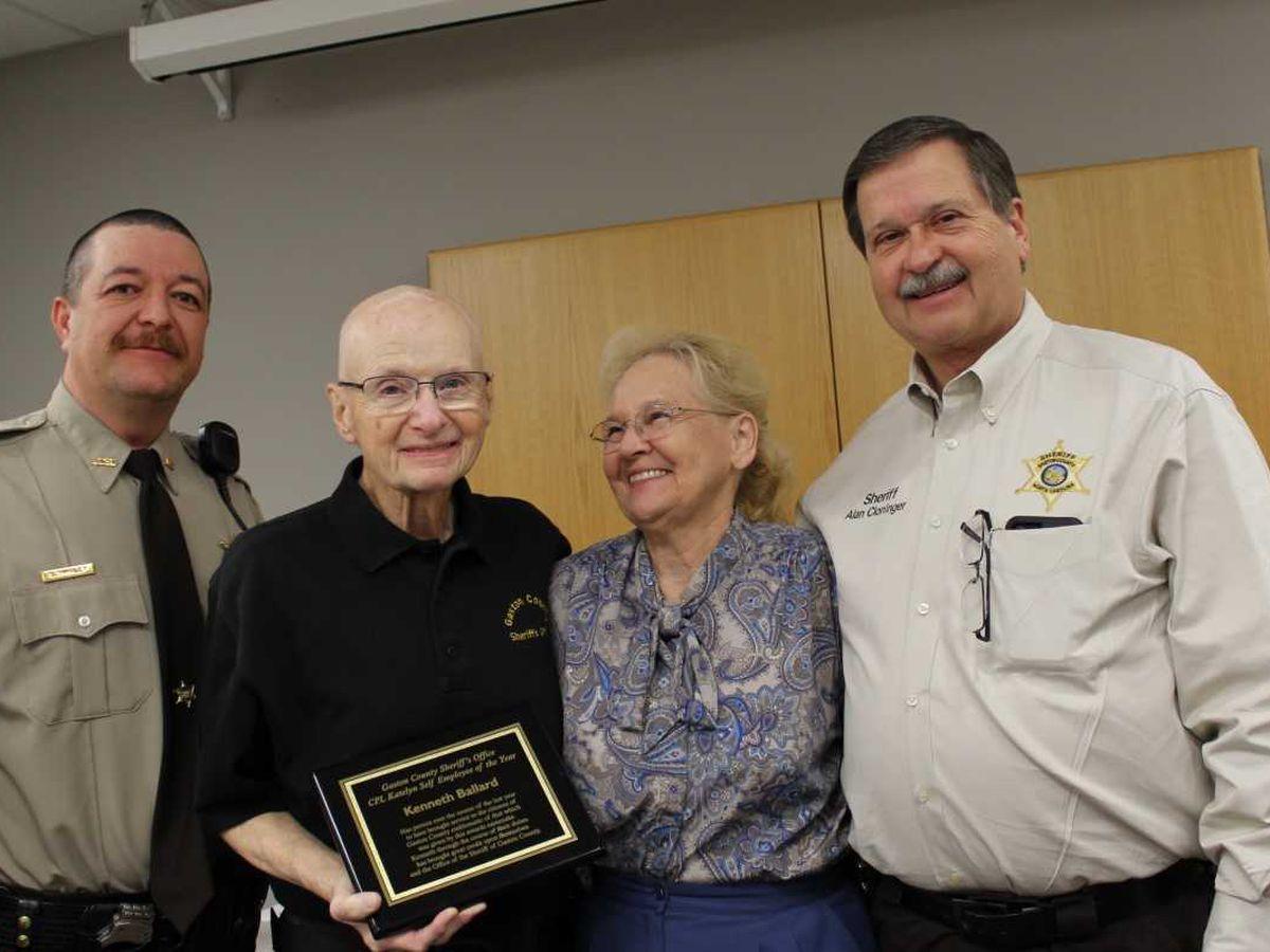 Gaston County Sheriff's Office names new award in honor of fallen deputy