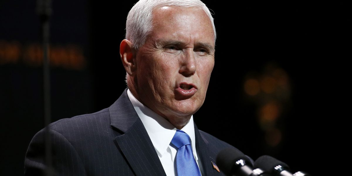 NC teacher on administrative leave after alleged inappropriate comments about VP Pence