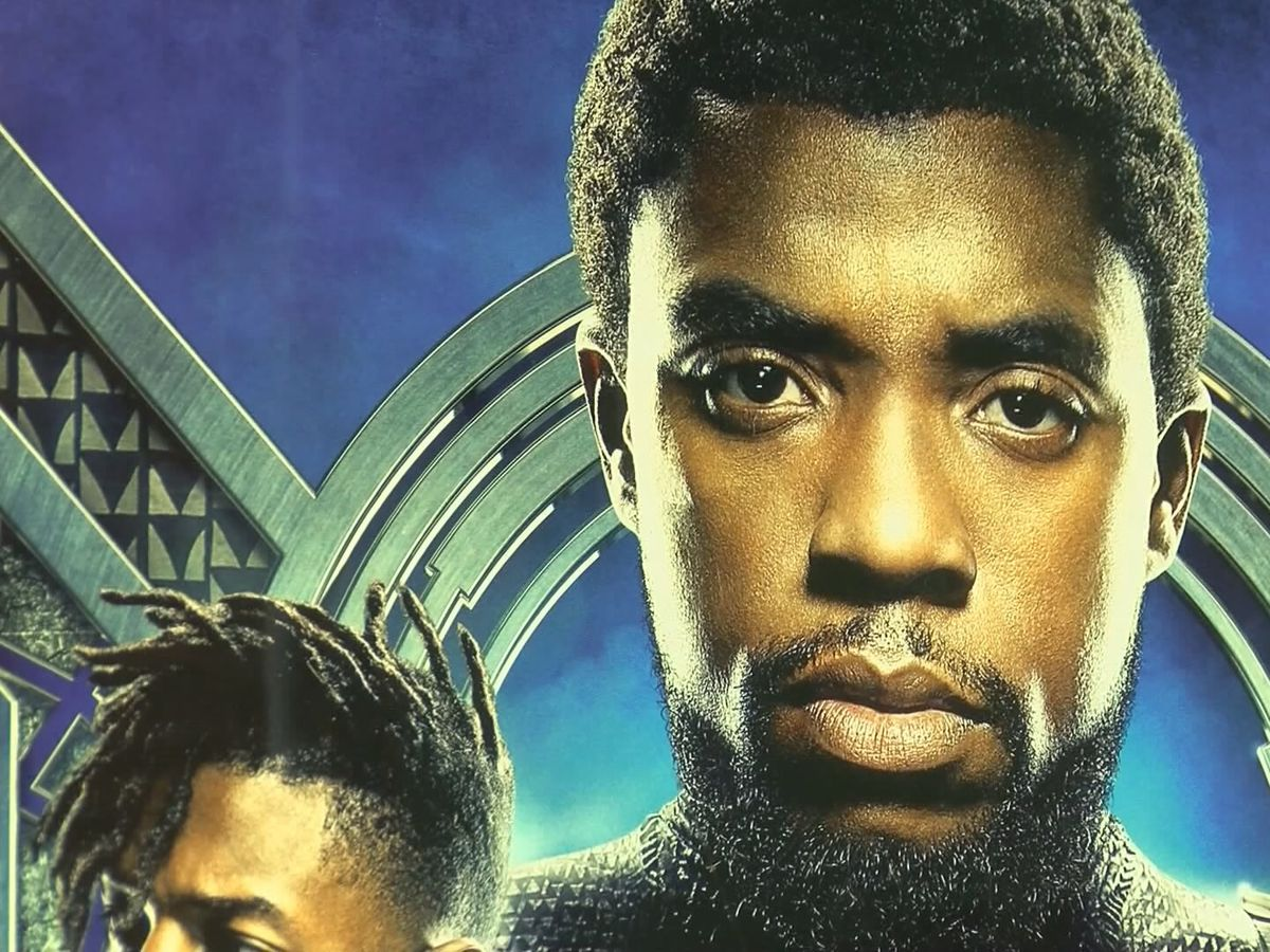 Belmont comic book store owner says Black Panther actor Chadwick Boseman is 'real-life superhero'