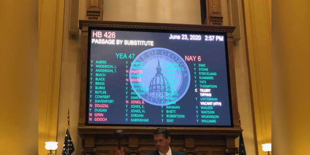 Hate crime bill passes through Ga. legislature, moves to Gov. Kemp's desk