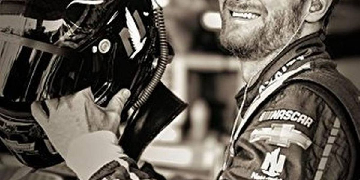 Dale Jr. thought he'd have fun writing a memoir. Then he relived his darkest days.