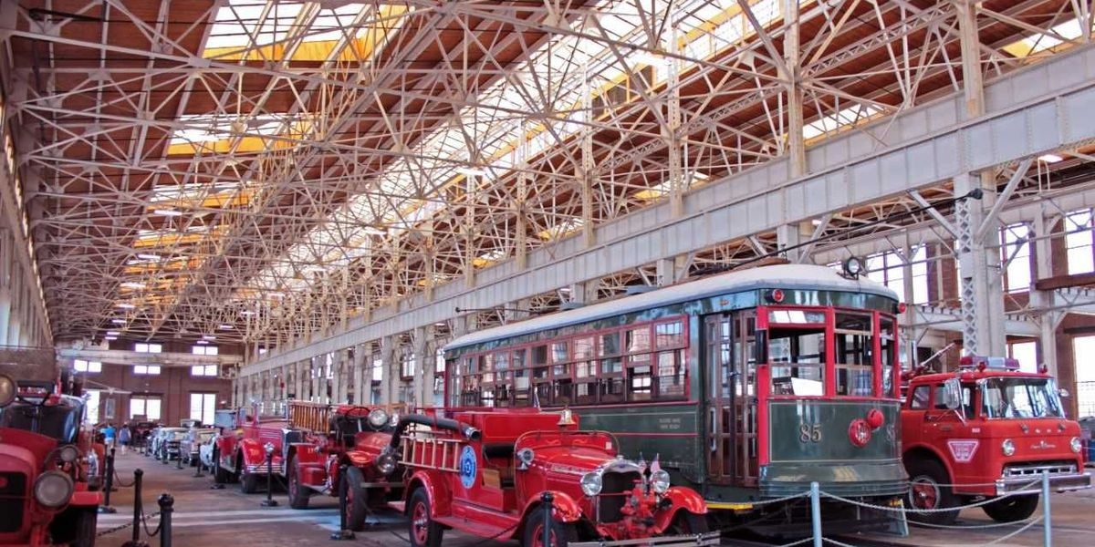 Record breaking year for the North Carolina Transportation Museum